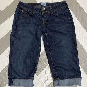 Hudson Capri Jeans